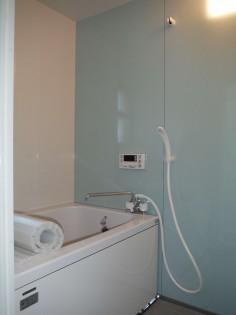 9.【青の内装】浴室